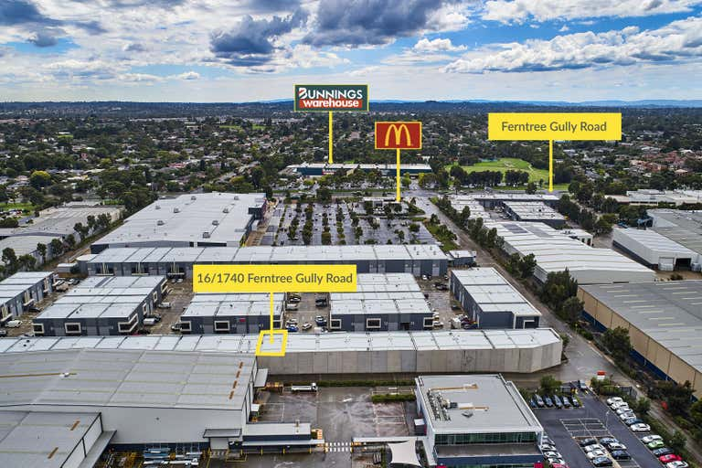 Factory, 16/1470 Ferntree Gully Road Knoxfield VIC 3180 - Image 1