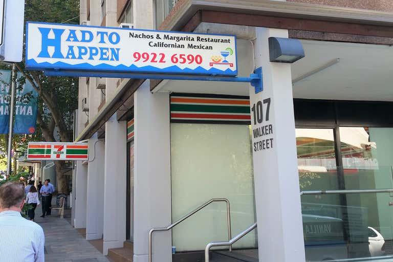 Lot 2, 107   Walker Street North Sydney NSW 2060 - Image 1