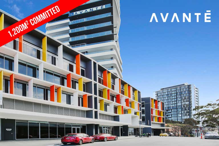 Avante, 3 Rawson Street Wollongong NSW 2500 - Image 1
