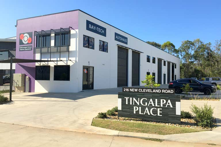 Tingalpa Place, 4/216 New Cleveland Road Tingalpa QLD 4173 - Image 1