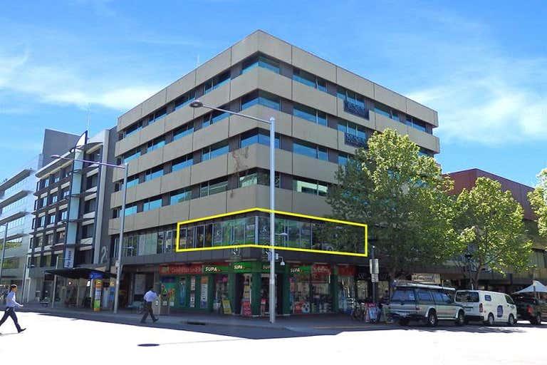 City Walk Centre, 131 City Walk City ACT 2601 - Image 1
