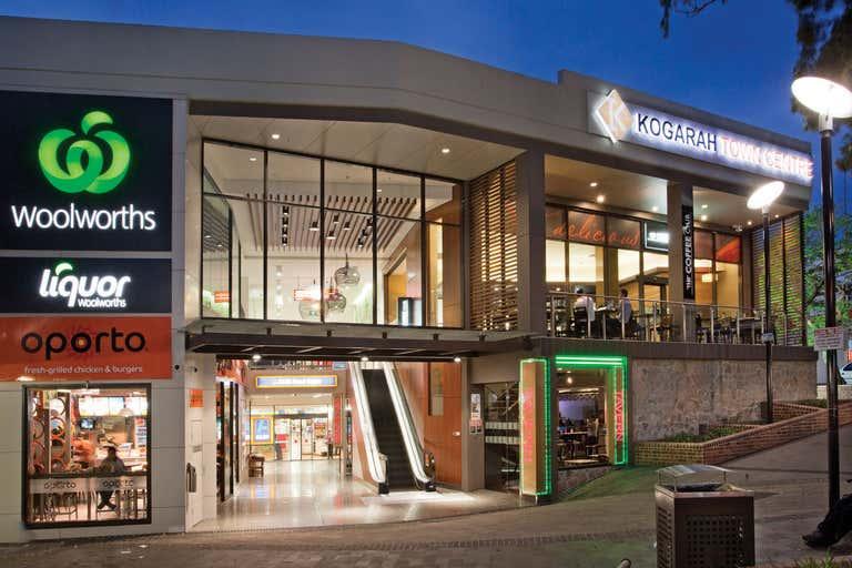 Kogarah Town Centre, 1 Railway Parade Kogarah NSW 2217 - Image 3