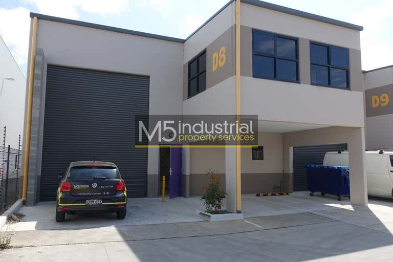 D8, 5-7 Hepher Road Campbelltown NSW 2560 - Image 2