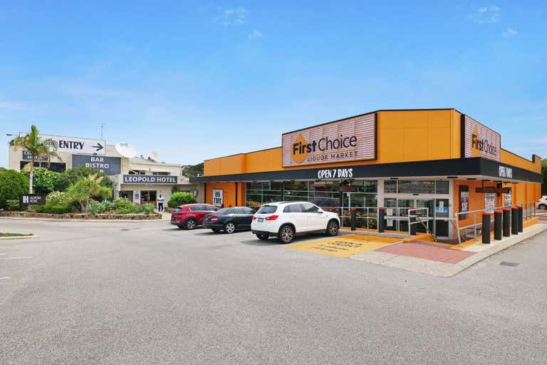 First Choice Liquor Market and Leopold Hotel, 326 Canning Highway Bicton WA 6157 - Image 4