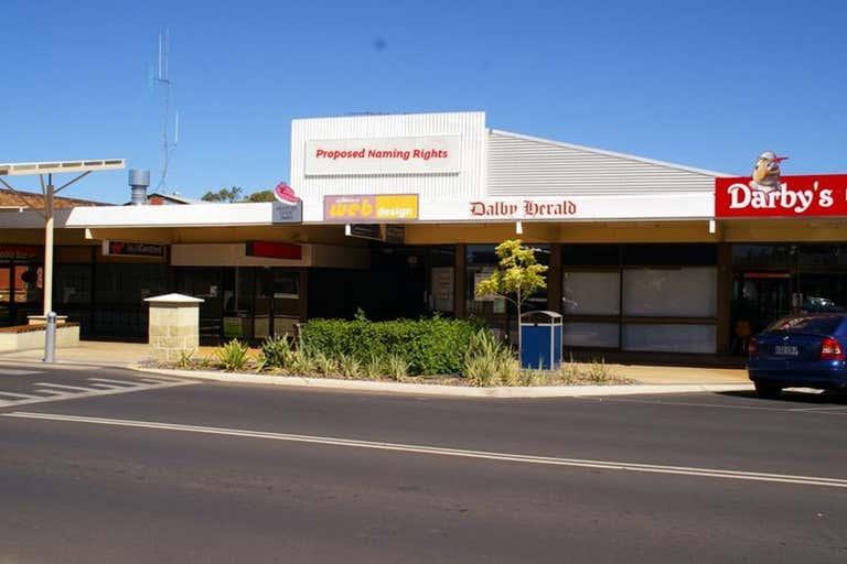 Shop 8, 119 Cunningham Street Dalby QLD 4405 - Image 1