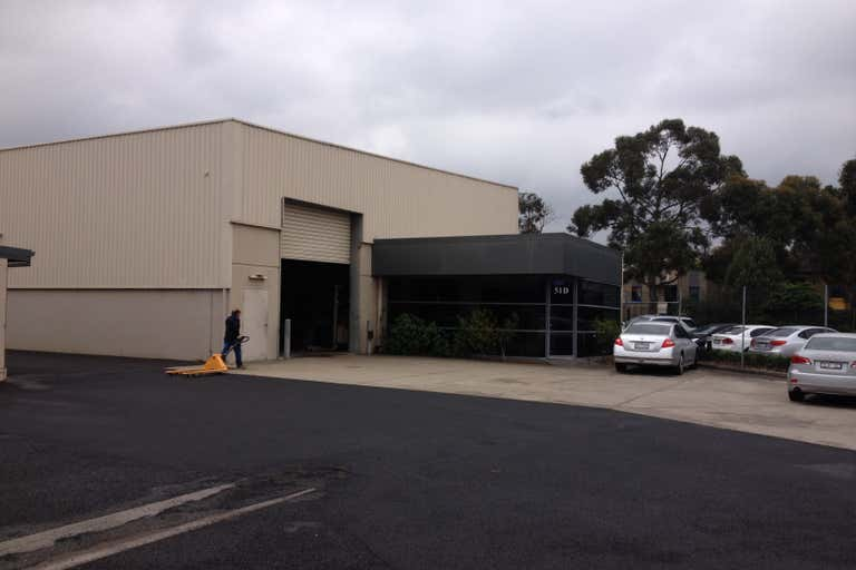 City Edge Industrial, B&D, 51 Hampstead Road Maidstone VIC 3012 - Image 1
