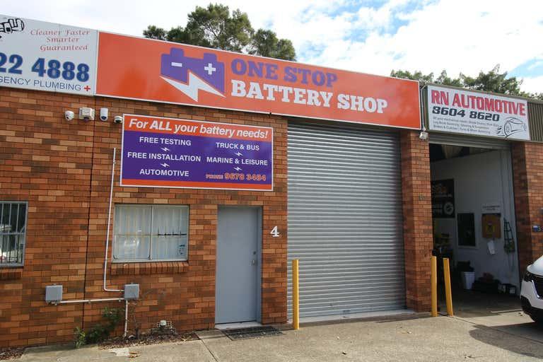 Unit 4, 5 Steel Blacktown NSW 2148 - Image 1