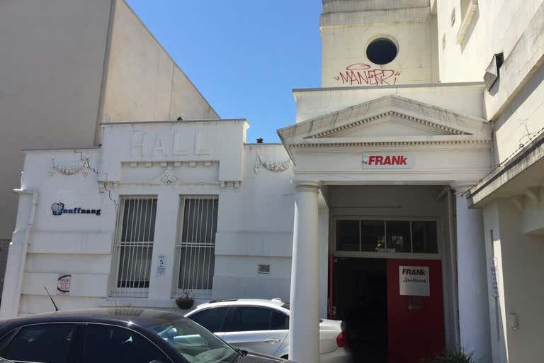 Agency Hall, 36B St Edmonds Rd Prahran VIC 3181 - Image 1