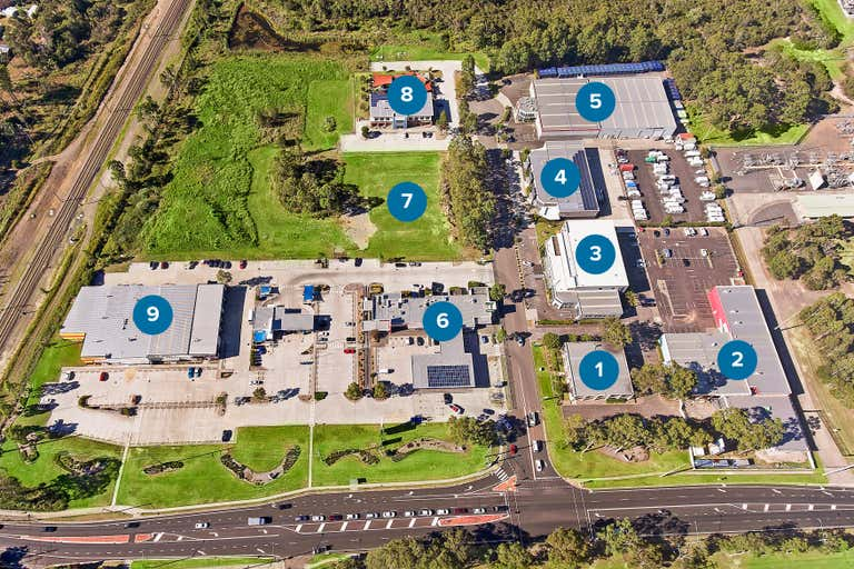 Golflinks Commercial Campus, 2A & 2B, 2 Amy Close Wyong NSW 2259 - Image 1