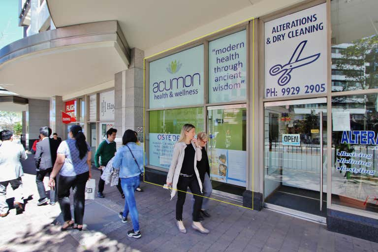 Shop 4/80 Pacific Highway North Sydney NSW 2060 - Image 1