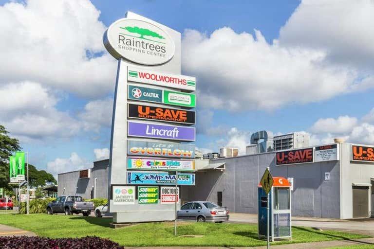 Raintrees Shopping Centre, Shop 106, 33 - 63 Cnr Alfred Street & Koch Street Manunda QLD 4870 - Image 1