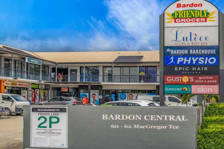 Bardon Central, 60-62 Macgregor Tce Bardon QLD 4065 - Image 4