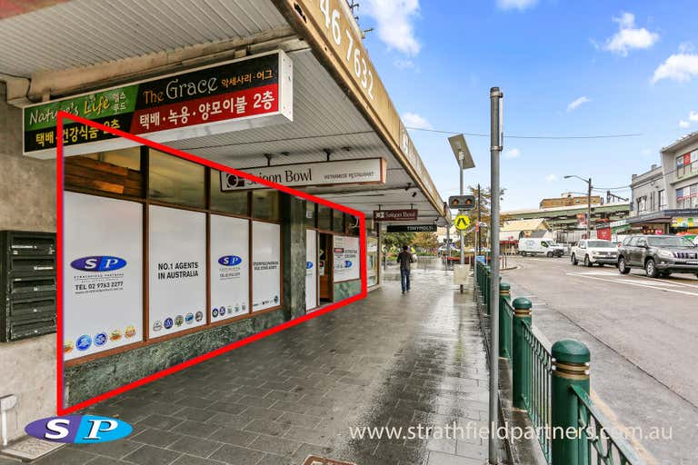 Shop 1 & 2, 3 The Boulevarde Strathfield NSW 2135 - Image 3