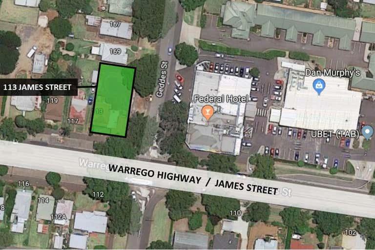 113 James Street East Toowoomba QLD 4350 - Image 1