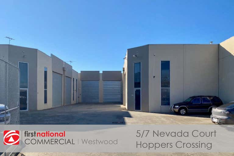 5/7 Nevada Court Hoppers Crossing VIC 3029 - Image 1