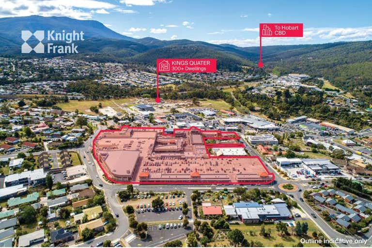 Channel Court Shopping Centre, Tenancy           M1, 29 Channel Highway Kingston TAS 7050 - Image 2