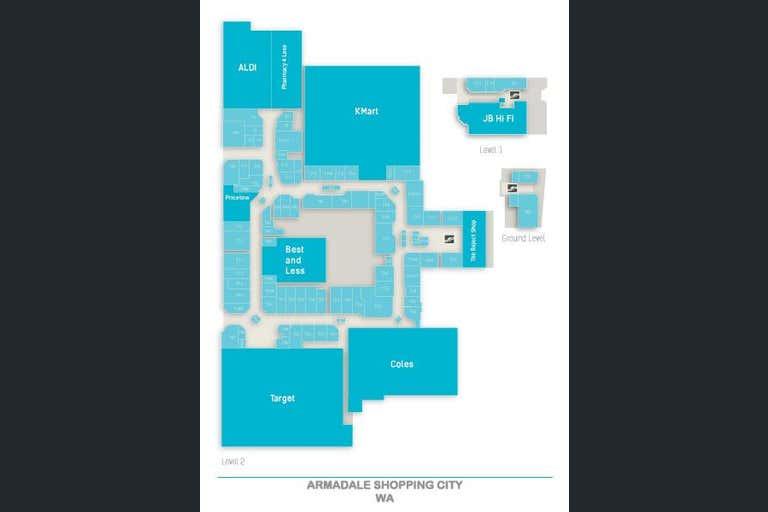 Armadale Shopping City WA, Shop 79, 206 Jull Street Armadale WA 6112 - Image 3