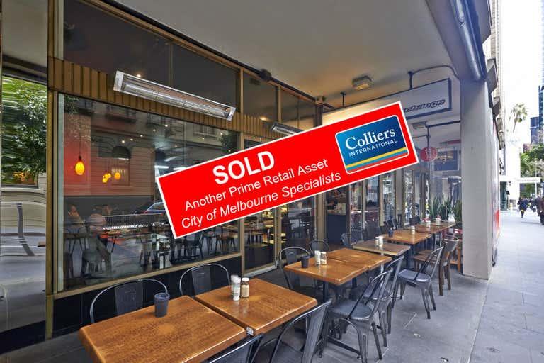 Shops 9 & 11, 1 Little Collins Street Melbourne VIC 3000 - Image 1
