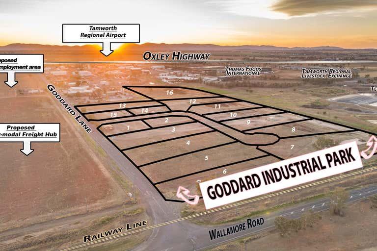 Goddard Industrial Park Westdale NSW 2340 - Image 1