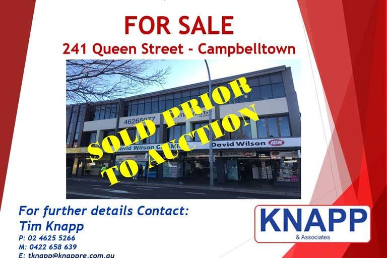 241 Queen St Campbelltown NSW 2560 - Image 1