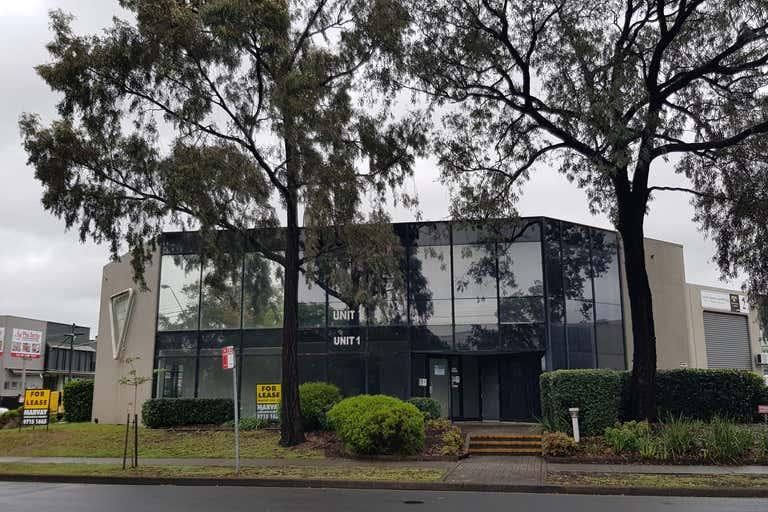 Triangle Industrial Estate, 1/28 Vore Street Silverwater NSW 2128 - Image 1