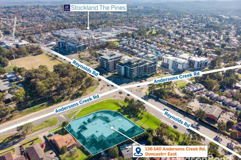 136-140 Andersons Creek Road Doncaster East VIC 3109 - Image 4