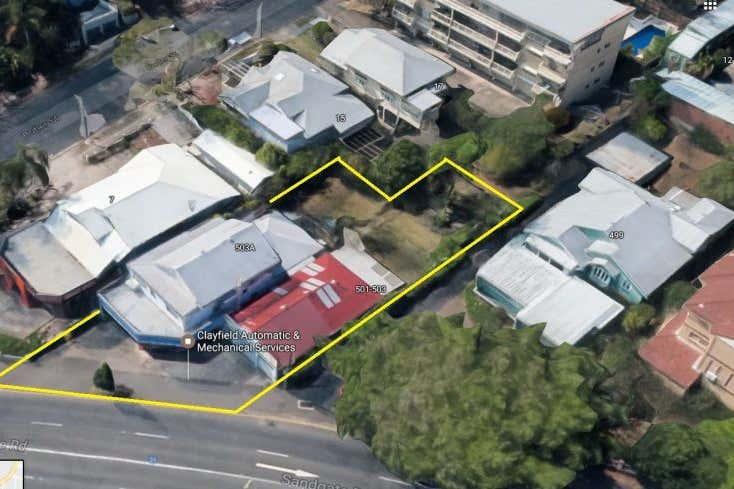 Ascot Garage Business Residence, 501-503 Sandgate Road Ascot QLD 4007 - Image 1