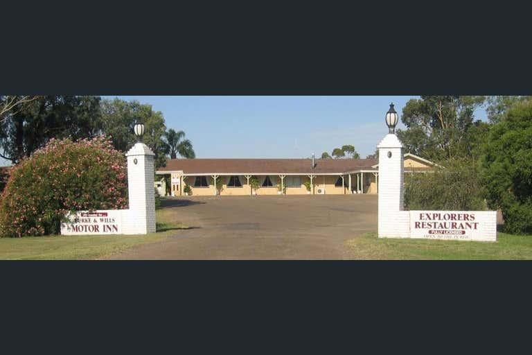 Burke & Wills Motor Inn, Moree, 2 Mungindi Road Moree NSW 2400 - Image 2