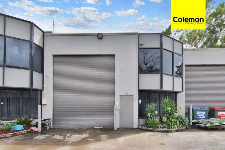 LEASED BY COLEMON SU 0430 714 612, 5/29 Helles Ave Moorebank NSW 2170 - Image 1