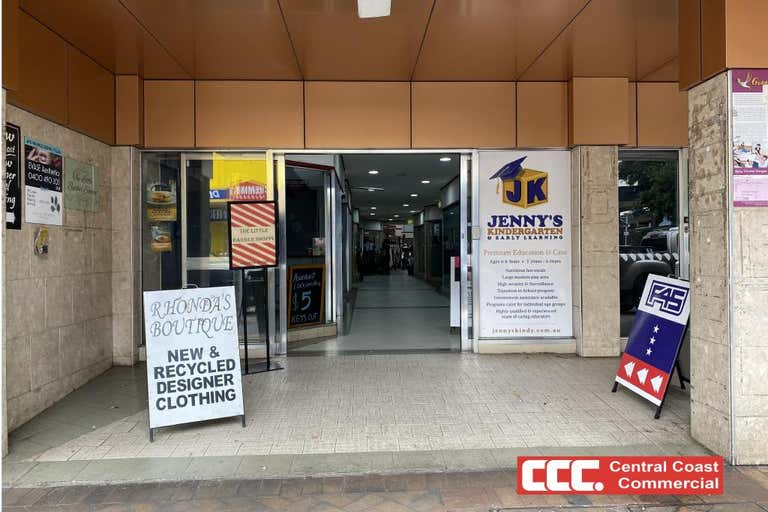 Shop 13, 134 Mann St Gosford NSW 2250 - Image 3