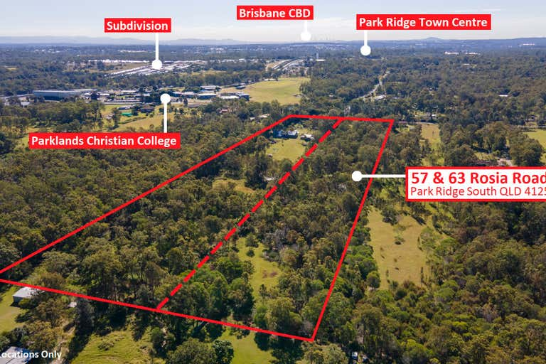 .57 & 63 Rosia Road Park Ridge South QLD 4125 - Image 1