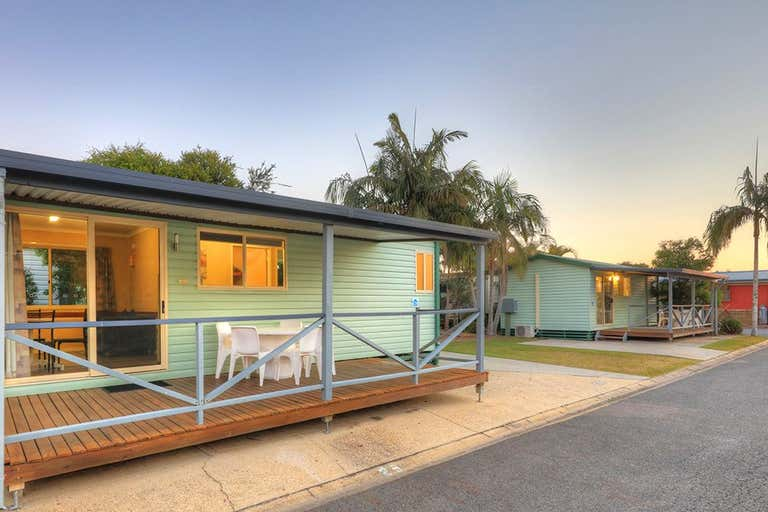 Nambucca River Tourist Park & Nambucca Heads Lifestyle Village, 143 Nursery Road North Macksville NSW 2447 - Image 2