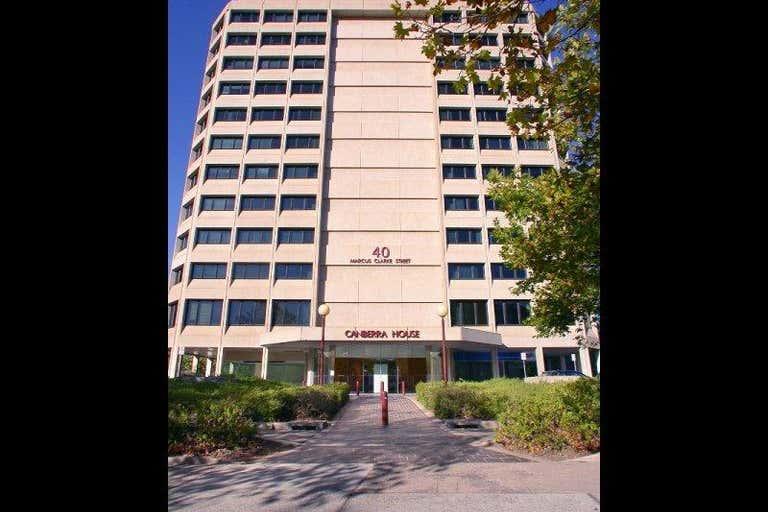 Level 3, Suite 302, 40 Marcus Clarke City ACT 2601 - Image 1