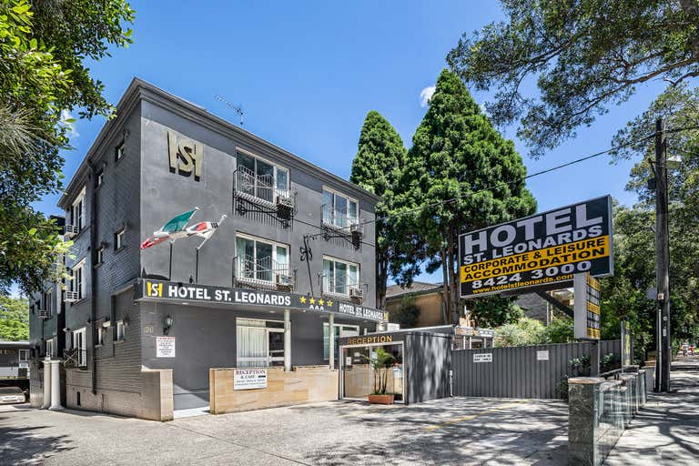 Hotel St.Leonards, 196 Pacific Highway St Leonards NSW 2065 - Image 2