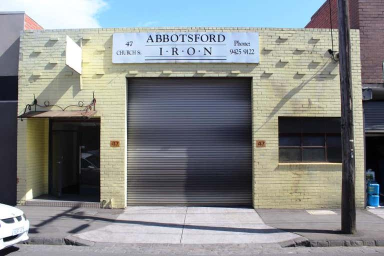 47 Church Street Abbotsford VIC 3067 - Image 1