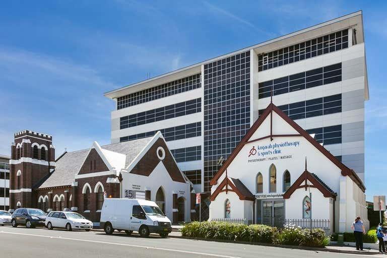 Level 5, 2 Rooms/15 Kensington Street Kogarah NSW 2217 - Image 1