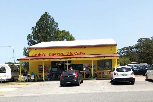 Andy`s Cherry Pie Cafe, 17-19 Bengal Street Coolongolook NSW 2423 - Image 2