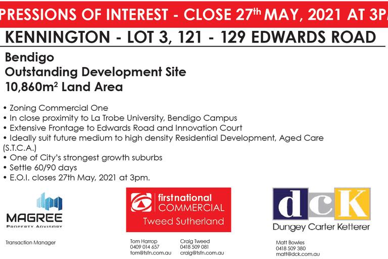 121-129 Edwards Road Kennington VIC 3550 - Image 2