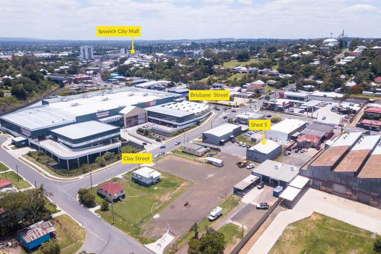 Shed 5/9 Clay Street West Ipswich QLD 4305 - Image 1