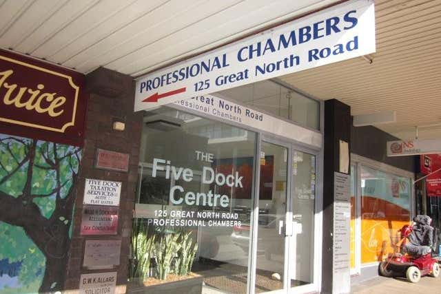 Suite 2/125 Great North Road Five Dock NSW 2046 - Image 1