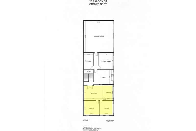Office , 20  Falcon Street Crows Nest NSW 2065 - Image 4