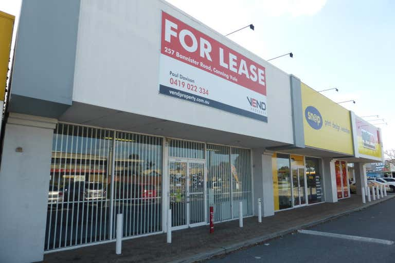 Tenancy 1/257 Bannister Road - LEASED! Canning Vale WA 6155 - Image 3