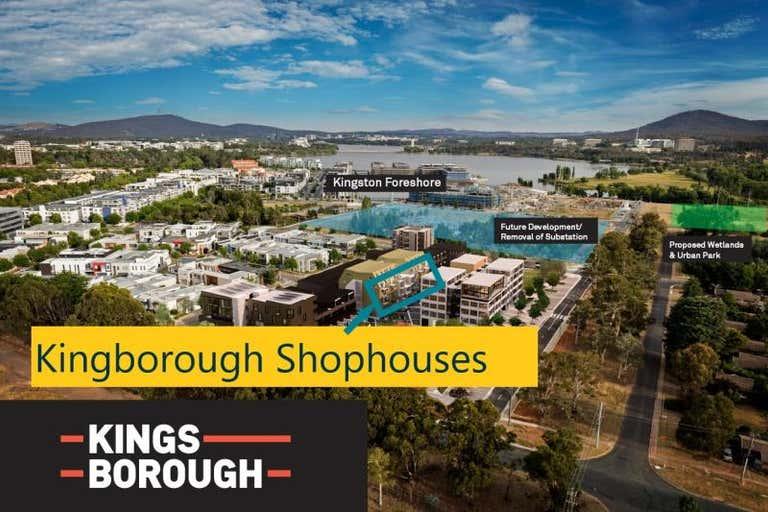 Kingsborough Shophouses, 10 Parbery Street Kingston ACT 2604 - Image 3