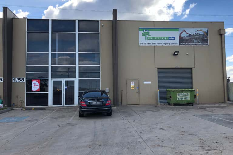 Factory 1, 58 Dohertys Road Laverton North VIC 3026 - Image 1