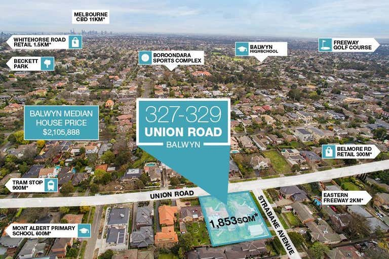 327-329 Union Road Balwyn VIC 3103 - Image 2