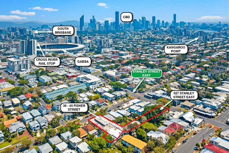 38-40 Fisher Street & 927 Stanley Street East East Brisbane QLD 4169 - Image 3