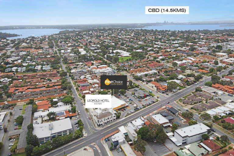 First Choice Liquor Market and Leopold Hotel, 326 Canning Highway Bicton WA 6157 - Image 3
