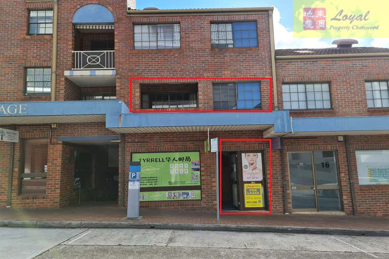 Chatswood Village, Suite 15B/47-53 Neridah Street Chatswood NSW 2067 - Image 1