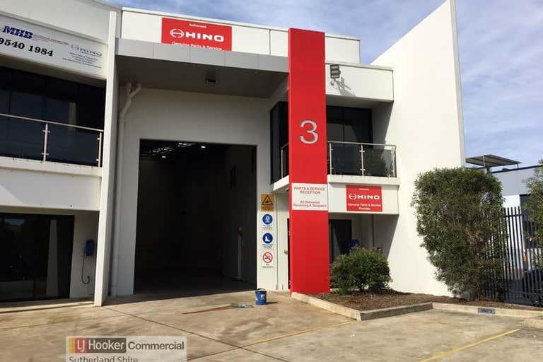 Unit 3, 8 Adventure Place Caringbah NSW 2229 - Image 1