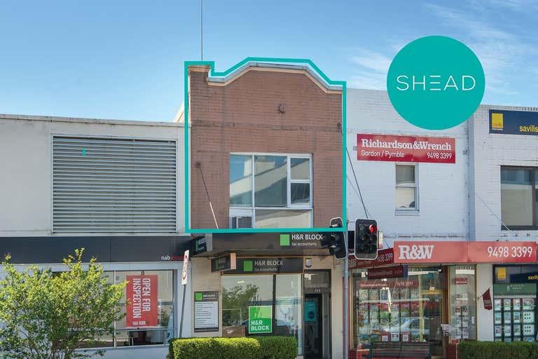 Suite 101/789 Pacific Highway Gordon NSW 2072 - Image 1